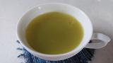 新茶の季節に抹茶味がおいしい♪濃いグリーンティー@玉露園の画像(4枚目)