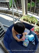暑い日のレジャー&飲み物の画像(1枚目)