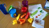 *:☆ Learning Resources 初めての計量実験セットで親子で実験! ☆:*の画像(5枚目)