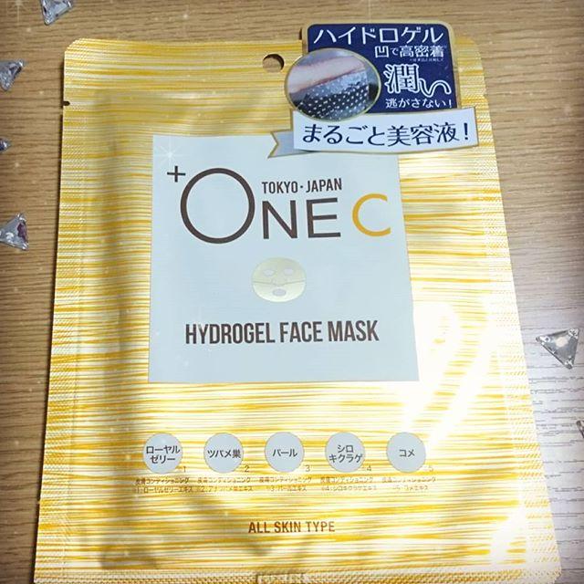 口コミ投稿:🔷プラワンシーハイドロゲル フェイスマスク アルティメイト寒天をもとに作られたハイ…
