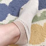 足汗対策!足の肌着 ほーりぃインナーソックス試してみた♪の画像(10枚目)