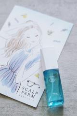 【新発売】頭皮のニオイ・かゆみを抑える美容液 ♥ スカルプファームの画像(1枚目)