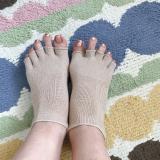 足汗対策!足の肌着 ほーりぃインナーソックス試してみた♪の画像(5枚目)