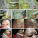 フェヴリナさんの「基礎化粧品3日分+炭酸ジェルパック1回分」使ってみました。の画像(5枚目)