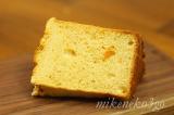 共立食品 オレンジピールでオレンジピールシフォンケーキ モニプラの画像(6枚目)
