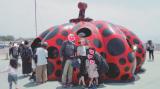 「♡GU1000円コーデでアートの島!直島に上陸してみた(^。^)!」の画像(8枚目)