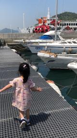 「♡GU1000円コーデでアートの島!直島に上陸してみた(^。^)!」の画像(7枚目)