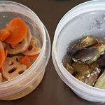先日いただいた、山椒香味油で作りおき作ってみた❤️..香りが良くとてもおいしくできましたぁ😍..色んなものに使えるのがいいねー❤️❤️. . #山椒香味油 #香味油 #山椒 #築…のInstagram画像