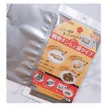 ︎︎◌︎︎◌__簡単チン!して袋タイプ___🍽・材質 PET樹脂フィルム・寸法 22cm×18cm(3枚入り) ︎︎◌︎︎◌食材を包んで電子レンジでチンするだけで調理ができる、…のInstagram画像
