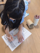 「玄関に七夕マグネットシート」の画像(2枚目)