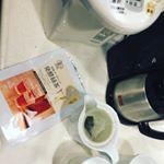 デトックスが半端ない!#国産オーガニック発酵緑茶 #腸活 #おうちカフェ #緑茶 #発酵食品 #monipla#yamasan_fanのInstagram画像