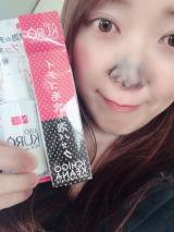 口コミ記事「泡で吸着ツルツル小鼻に」の画像