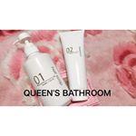 ❁/QUEEN'S BATHROOM薬用ヘアケアセット\クイーンズバスルーム( @queens_bathroom )様のシャンプー…のInstagram画像