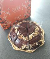 """「ケーキに何を求めるか。やっぱり""""癒し""""かなぁ。ヴィーガンケーキ「リッチガトー・オ・ショコラ」」の画像(3枚目)"""