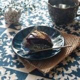 """「ケーキに何を求めるか。やっぱり""""癒し""""かなぁ。ヴィーガンケーキ「リッチガトー・オ・ショコラ」」の画像(1枚目)"""