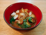 麺でおいしい食卓シリーズ 冷汁うどんつゆ を食しましたの画像(5枚目)