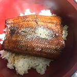本日のおうちご飯は、アツアツの発芽玄米のうなぎ丼定食です🐱納豆は、オリーブオイルがけで頂いています♫自家製プリンのデザートも🍮では、頂きます💕#鰻 #鰻丼 #うなぎ #納豆 #…のInstagram画像
