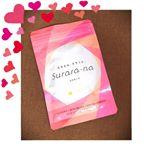 ..surara-na..むくみをとってくれるサプリメント💊内側から綺麗になれます☺︎❤︎ ..スッキリ成分のヒハツエキスサラサラ成分の赤ぶどう葉エキスメラメラ…のInstagram画像