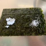「【1y4m】娘ちゃんが大好きなお塩♡」の画像(2枚目)