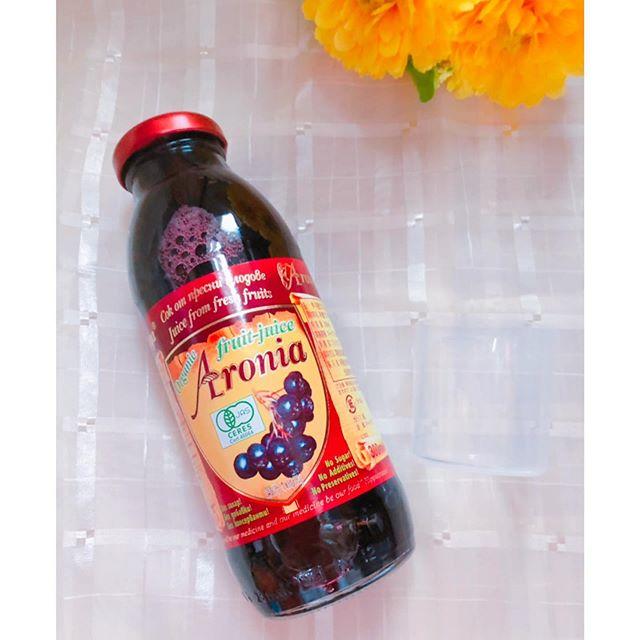 口コミ投稿:☆有機アロニア100%果汁☆アロニアって初めて聞いた果物‼️・知ってる方も少ないと思い…