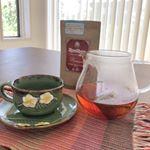 TIGERの有機プレミアムルイボスティーにハマってます☺️最高級の茶葉100%使用!南アフリカから日本に輸入するにあたって赤道付近ではコンテナ内で高温多湿になり、汚染されたりする事があるようですが、こ…のInstagram画像