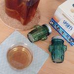 ノンカロリー・ノンカフェイン・糖質ゼロ大切な水分補給の質を高めるために開発された、体に優しい#スポーツ飲料お試しさせていただきました麦茶で水分補給しながらアミノ酸も摂れるなんて…のInstagram画像