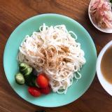 正田醤油株式会社  麺でおいしい食卓シリーズ 冷汁うどんつゆ 簡単らんち♪の画像(7枚目)