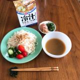 正田醤油株式会社  麺でおいしい食卓シリーズ 冷汁うどんつゆ 簡単らんち♪の画像(10枚目)