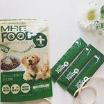 MRE フードプラスをお試しさせていただきました✨・こちらはとろみタイプの愛犬・愛猫用のサプリメントです🐶🐱・✍️世界7カ国で特許を取得した成分、MREを配合。これは土壌菌を発酵・…のInstagram画像