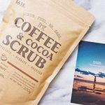 𓂃 𓈒𓏸𑁍𝐒𝐀𝐒𝐒. コーヒースクラブ¥2,000+𝐭𝐚𝐱見た目は 本物の 珈琲そのもの ☕︎ 𓈒𓏸封を開けると 珈琲のいい香りが‥♥︎♥︎…のInstagram画像