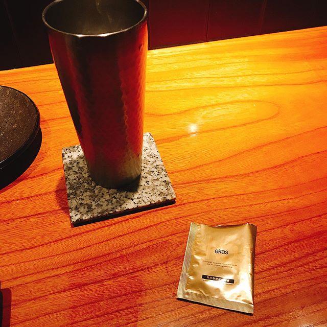 口コミ投稿:飲むときのお供に♡私の中で、最強♡#エカス #ekas #エカスで二日酔い防止 #二日酔いに…