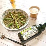 コスタドーロのオリーブオイルエクストラヴァージンのオリーブオイルは軽くて扱いやすいスクイーズタイプ!キャップも片手で開けられるので、お料理中に片手で簡単に搾ったり、量の調節もしやすかったり…のInstagram画像