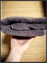 シャルレのフェイス&バスタオルを使ってみました。の画像(3枚目)