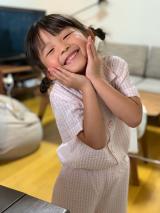 幼稚園の送り迎えの紫外線対策の画像(1枚目)
