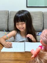 幼稚園の送り迎えの紫外線対策の画像(3枚目)