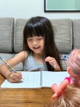 幼稚園の送り迎えの紫外線対策の画像(2枚目)