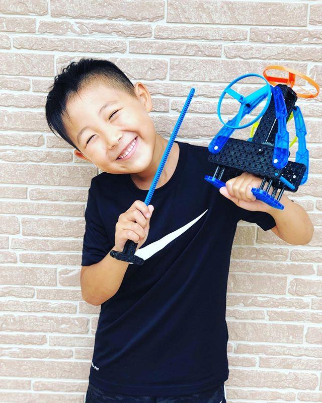 口コミ投稿:子ども達がとても気に入っている、ものすご〜く楽しいおもちゃのご紹介♡ [Hexbug ジ…