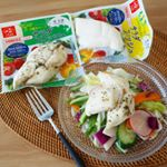 いちまさ(一正蒲鉾)の「サラダフィッシュ」をお試ししました🐠主原料は魚肉100%で手軽にお魚のたんぱく質やDHAを摂ることができます✨サラダチキンのような見た目ですが、魚肉なのでヘルシ…のInstagram画像