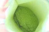 濃いグリーンティーでアイスグリーンミルクティーを作ってみたの画像(2枚目)