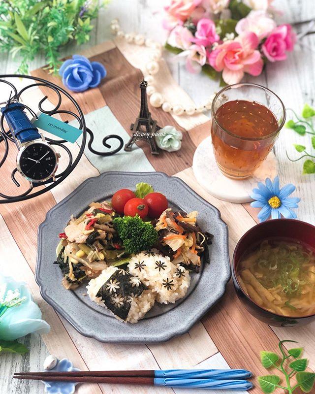 口コミ投稿:*****今日のお昼ごはんは全て #宅配食事 で簡単に済ませました😌💕*1食分ごとに袋詰め…