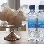 おうちのお水には🔵かなりこだわっている我が家❣️持ち歩き用のお水は💎リバースオスモシス(逆浸透膜ろ過システム)により放射線物質や環境ホルモン不純物を限りなく取り除いた99%純水✨…のInstagram画像
