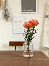 お花とルイボスティーの画像(1枚目)