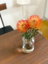 お花とルイボスティーの画像(2枚目)