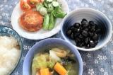 煮豆をたべるの画像(1枚目)