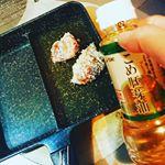 こめ胚芽油を使ってみました🙈✨ お弁当のおかずを・・・✨ 唐揚げを揚げましたが、サラッとしていて油っぽくないですが、唐揚げはカリッと揚げられて中は柔らかく美味しく揚がりました☺️✨ 最初は油にちょ…のInstagram画像