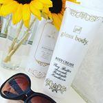 gloss body  グロスボディ・ボディクリーム・230g  4900円+ tax・むくみ・セルライト・妊娠線にお悩みの方に🎶・ホワイトムスクの香り・4…のInstagram画像
