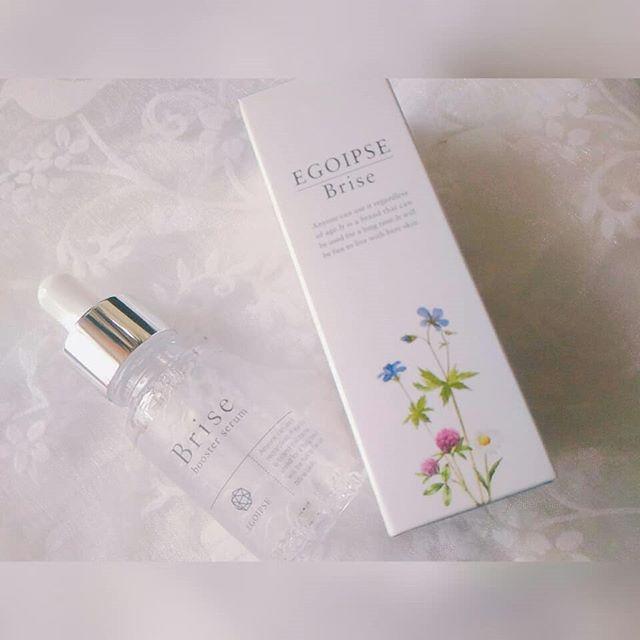 口コミ投稿:6月から発売の新商品エゴイプセ ビライズ美容液だね🤗まずパッケージが可愛いボトル?…