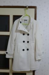 「★【モニター】夢展望 様♪「スタンドカラーコート」」の画像(3枚目)
