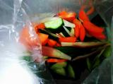 【モニター】浅漬けのもと de 夏野菜丼ぶり♪の画像(6枚目)