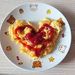 オリーブオイルでスクランブルエッグ!朝はぱぱっと!油をたくさん使いたいときはオリーブオイルで!#GOYA #オリーブオイルのある暮らし #エキストラバージンオリーブオイル #monipla…のInstagram画像